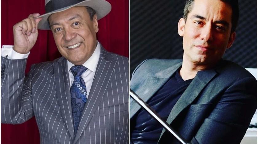 Carlos Cuevas y Ricardo Caballero darán concierto interactivo