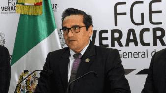 Rechazanamparo a Jorge Winckler, ex Fiscal de Veracruz, para retomar el cargo
