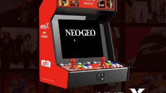 ¡Regresan las 'maquinitas'! Neo Geo MVS X llegará a México