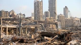 Explosión en Beirut afectó a 601 edificios históricos