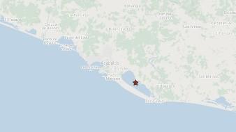Se registra sismo magnitud 4.0 en Acapulco, Guerrero