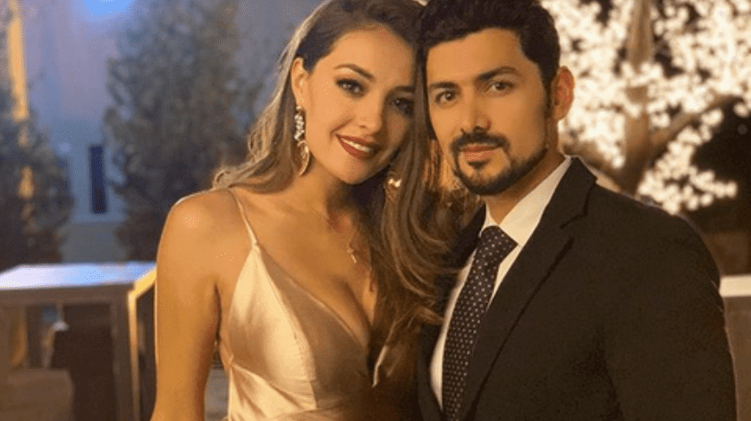 La pareja se había comprometido en 2019.(Instagram/Fernanda Zepeda.)