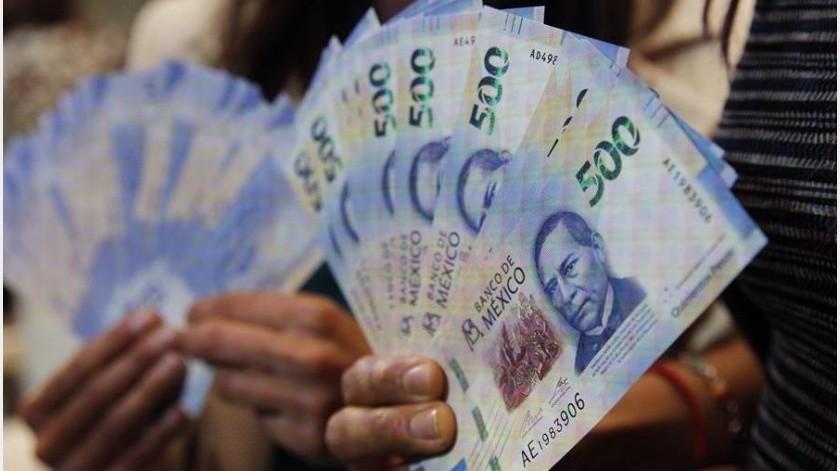 La Junta de Gobierno de Banco de México tomó esta decisión tras considerar los riesgos para la inflación, la actividad económica y los mercados financieros.(EFE)