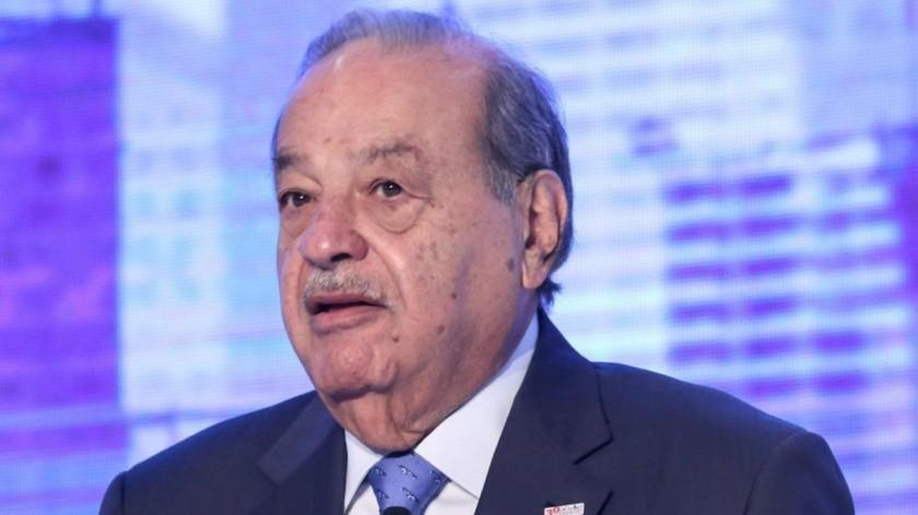 Cómo influye Carlos Slim en el desarrollo de la vacuna contra Covid-19 en México(Agencia Reforma)