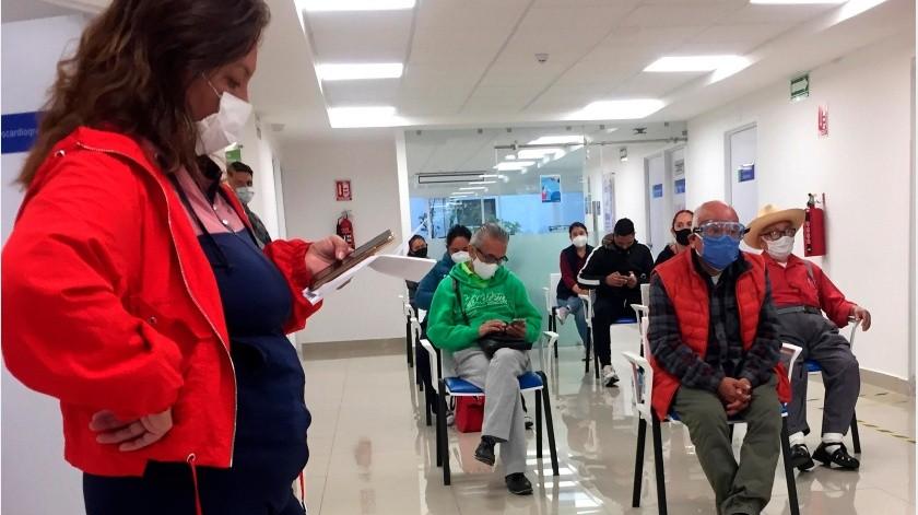 México pasa el medio millón de casos de Covid-19(EFE)
