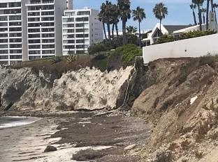 Rosarito: Investigan a centro médicopor derrame de aguas residuales al mar