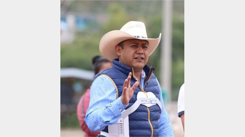 El expediente fue presentado ante unJuez de Controlquien concedió la orden de aprehensión en contra Valencia otros dosimputados más.
