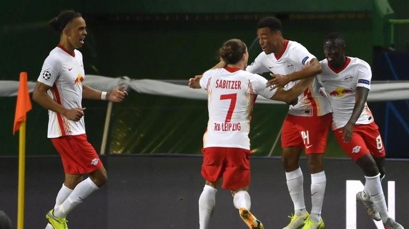 RB Leipzig: Odiado en Alemania y la sorpresa de Champions League(EFE)