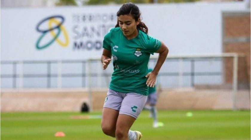 Partidos de Liga MX Femenil se posponen por pandemia del Covid-19(Instagram @clubsantosfemenil)