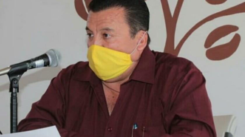 Se hospitaliza voluntariamente el alcalde de Navolato, Eliazar Gutiérrez; reportan su estado de salud estable(FB Oficial)