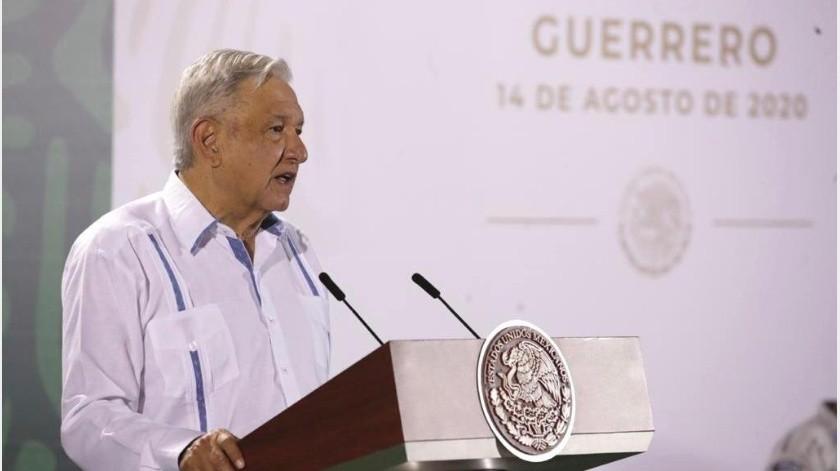 López Obrador precisó que el regreso a las clases presenciales se dará conforme vaya pasando la pandemia.(Gobierno de México)