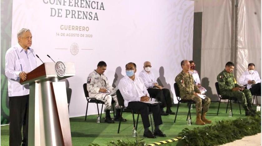 """En la reunión con la Conferencia Nacional de Gobernadores (Conago) que se llevará a cabo en San Luis Potosí, no habrá """"pleito ni confrontación"""",(Gobierno de AMLO)"""