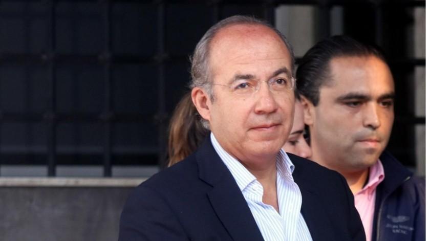 """""""Yo ya lo perdoné por robarnos la Presidencia"""", dice AMLO sobre Calderón(Archivo GH)"""