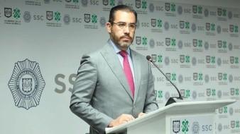 El exjefe de la policía capitalina, Jesús Orta Martínez, tramitó un juicio de amparo.