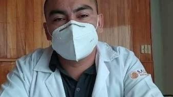 Otorga Juez libertad condicional a médico Grajales Yuca, acusado en Chiapas por abuso de autoridad