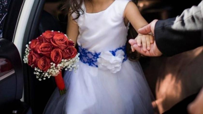 Matrimonio infantil sería permitido en Somalia(Ilustrativa)