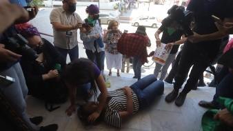 Frida Gómez denuncia ataques en Congreso durante debate de Ley Olimpia