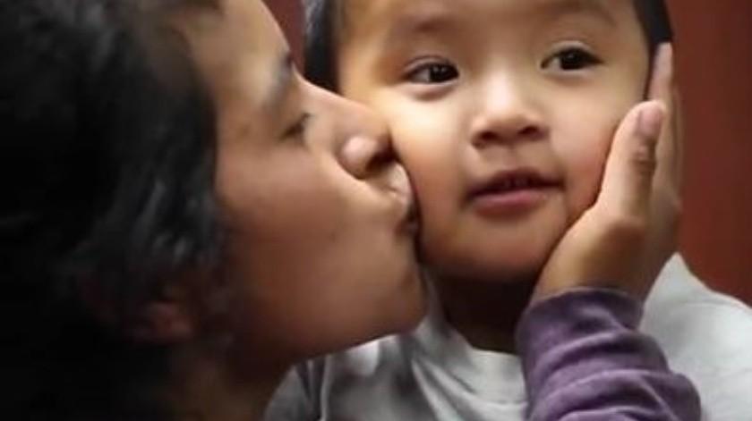 Tras rescate de Dylan, afirma gobernador que en Chiapas no hay impunidad(Captura video)