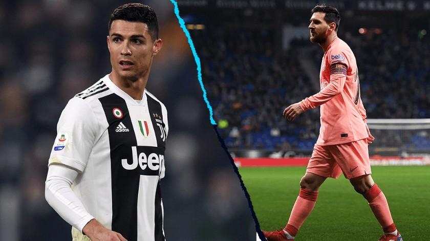 Por primera vez en 15 años, se jugarán semifinales de Champions sin Messi ni Cristiano.
