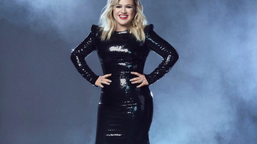Kelly Clarkson será una vez más la anfitriona de los Billboard Music Awards.(EFE)
