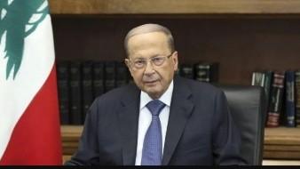 El presidente de Líbano dice haber entendido el descontento pero no dimitirá