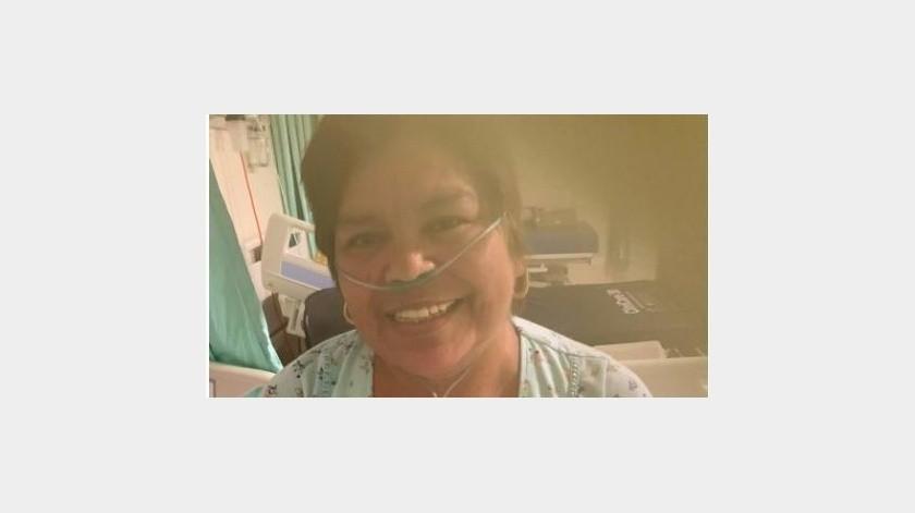 Coronavirus en Sonora: Mujer con hipertensión arterial supera el Covid-19 en Guaymas(Especial)
