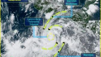 Activan Plan Marina en Sonora por Huracán Genevieve
