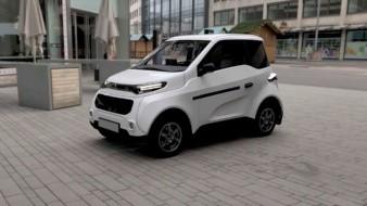 Zetta, el coche eléctrico ruso que podría costar menos de 150 mil pesos
