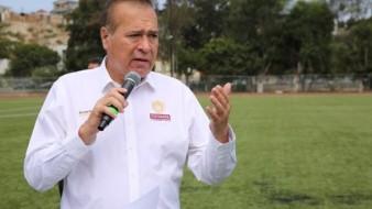 Alcalde de Tijuana, Arturo González Cruz.