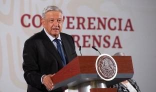 El presidente López Obrador advierte que si la vacuna