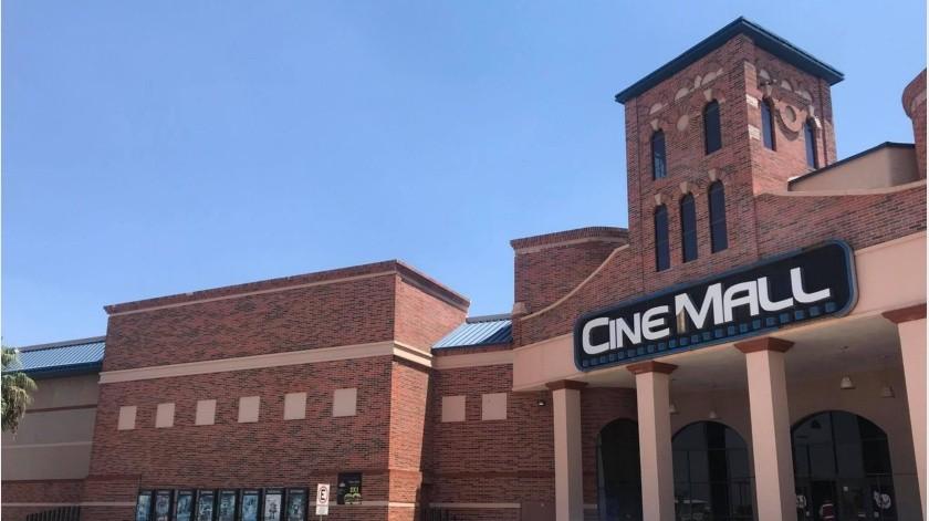 Con las debidas medidas sanitarias, el próximo jueves reabrirán las puertas del CineMall de Agua Prieta.(Especial)