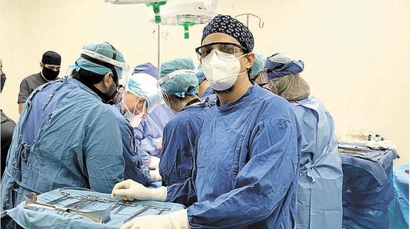 Cajemense con muerte cerebral da esperanza de vida a otras cuatro personas, informó el director del Hospital General(Archivo GH)