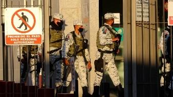 Funcionario del Ayuntamiento de Caborca involucrado en incidente con Guardia Nacional