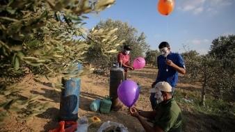 El Ejército israelí bombardeó hoy objetivos militares del movimiento islamista Hamás en Gaza.