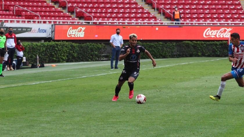 Cimarrones se enfrentó al Tapatío en el Estadio de Chivas.(Cortesía)