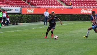 Cimarrones se enfrentó al Tapatío en el Estadio de Chivas.