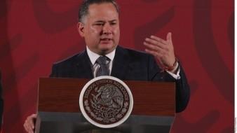 Hay que ir trassicarios, líderes del crimen organizado y políticos que los cobijan:Santiago Nieto, titular de la UIF