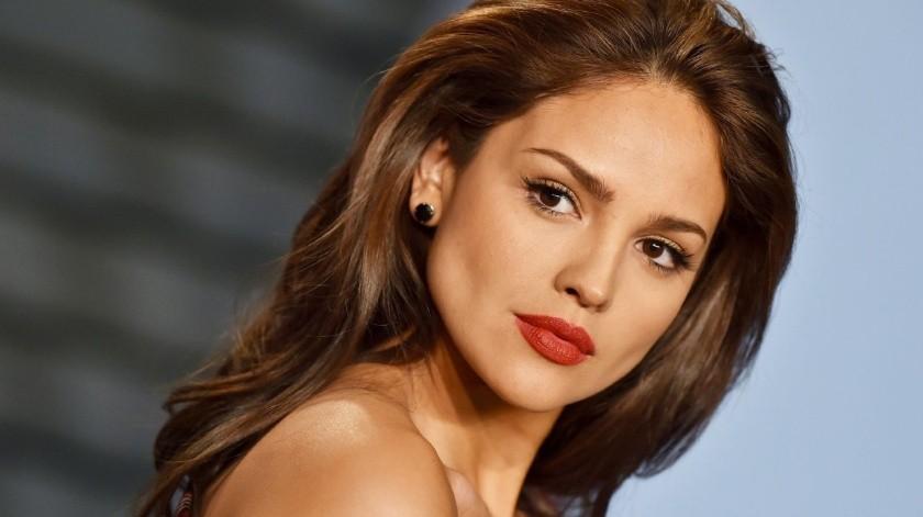 Eiza González desaparece de las redes sociales tras comparaciones con Belinda(Tomada de la red)