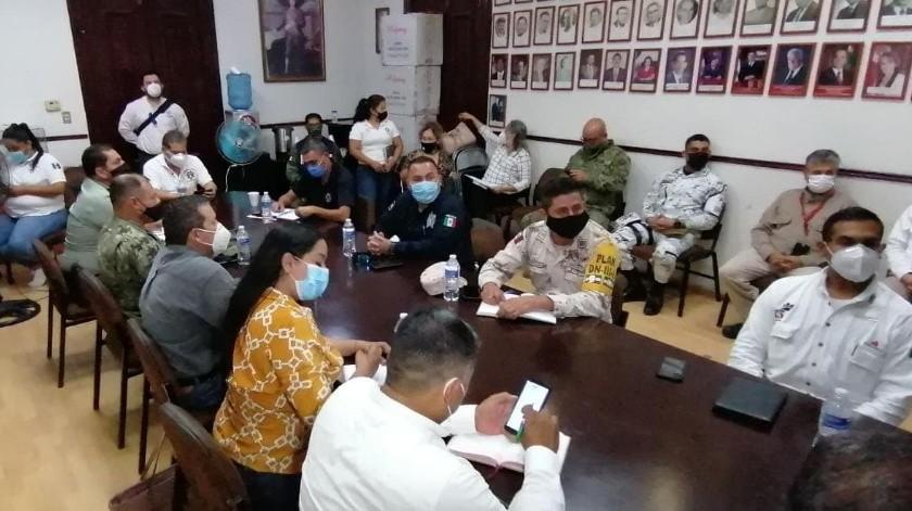 Sedena activa Plan DN-III-E en Guaymas(Cortesía)