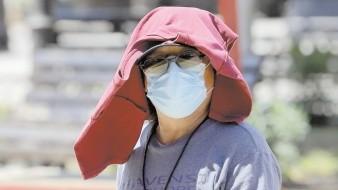 Bajan 86% las enfermedades asociadas al calor por prevención