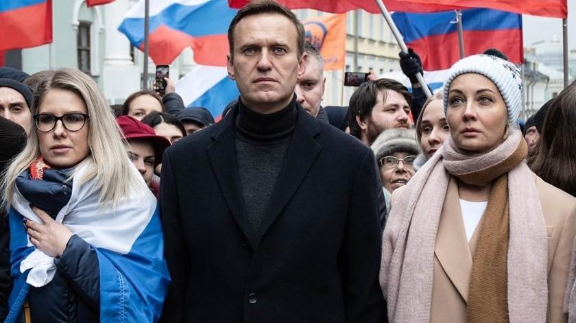 Navalny, líder opositor del Gobierno de Vladimir Putin en coma tras sospecha de envenenamiento(Instagram @Navalny)