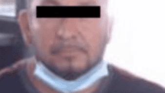 Arrestan a pandillero tras cruzar la frontera