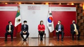 Corea regala a México seis equipos para detección de Covid-19