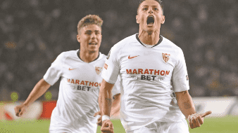 ¡Sin jugar la final! Chicharito es campeón de Europa League con Sevilla