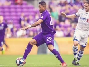 Santiago Patiño pertenece al Orlando City de la MLS.