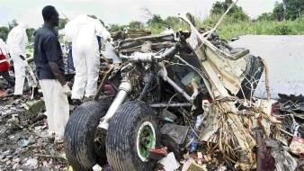 Mueren 7 personas tras estrellarse avión en el suburbio de Edén, en Yuba
