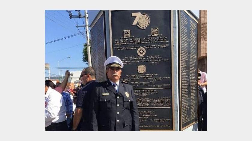 Francisco Vega Cáñez ha servido 27 años a la comunidad.