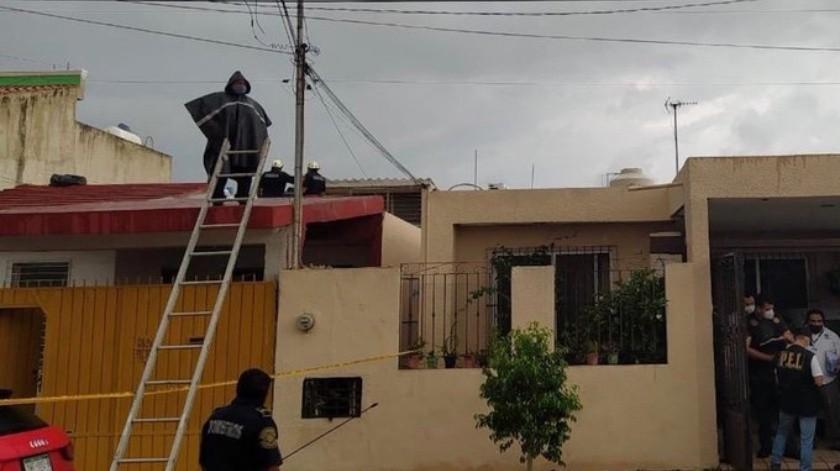 Feminicidio en Yucatán; asesina a su ex pareja y se suicida(Twitter)