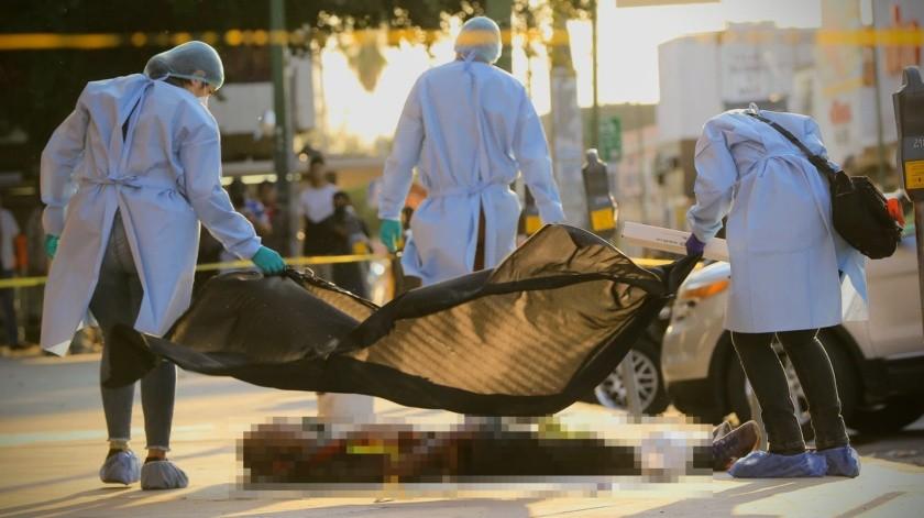 Detienen a presunto homicida de víctima en Mercado Municipal(GH)