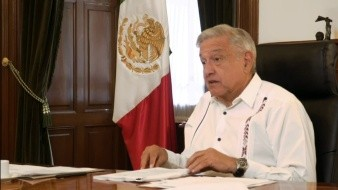 México puede ser ejemplo mundial por casos Lozoya y García Luna: AMLO